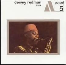 Dewey Redman tarik cover