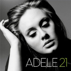 Adele - 21 cover