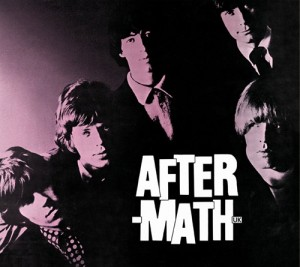 Rolling Stones - Aftermath cover