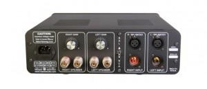 Class D Audio SDS-440C Amplifier back photo