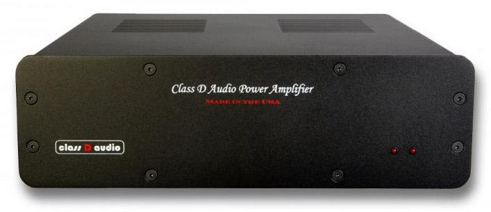 An Amplifier for all Mankind: Class D Audio SDS-440C