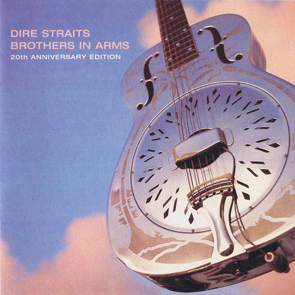 Dire Straits Brothers in arms 20th anniversary edition
