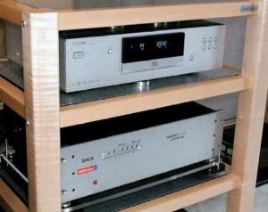 EMM Labs SACD-1000 and DAC 6 photo
