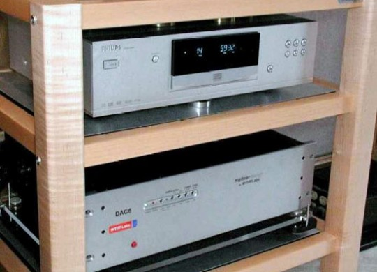 HFR First Look: The EMM Labs SACD-1000 Transport and DAC6
