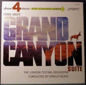 Grand Canyon Suite by Ferde Grofe