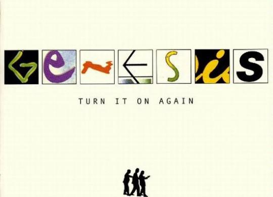 14 Genesis Albums Coming to 5.1 Super Audio CD Surround Sound