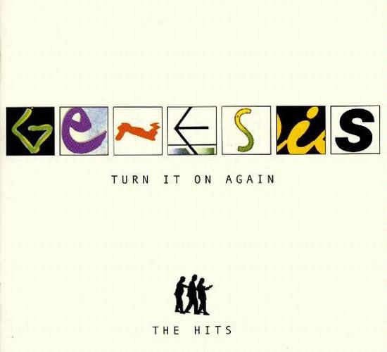 Genesis: Turn It On Again cover