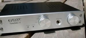 Grant Fidelity TubeDAC-11