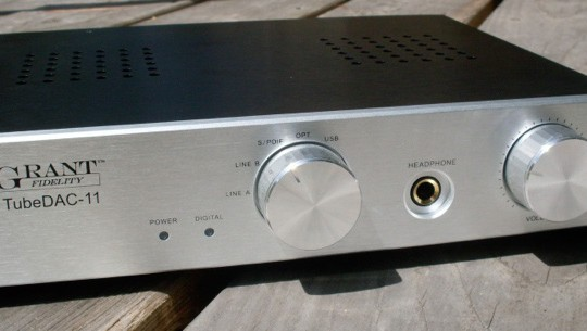 Grant Fidelity TubeDAC-11 Review
