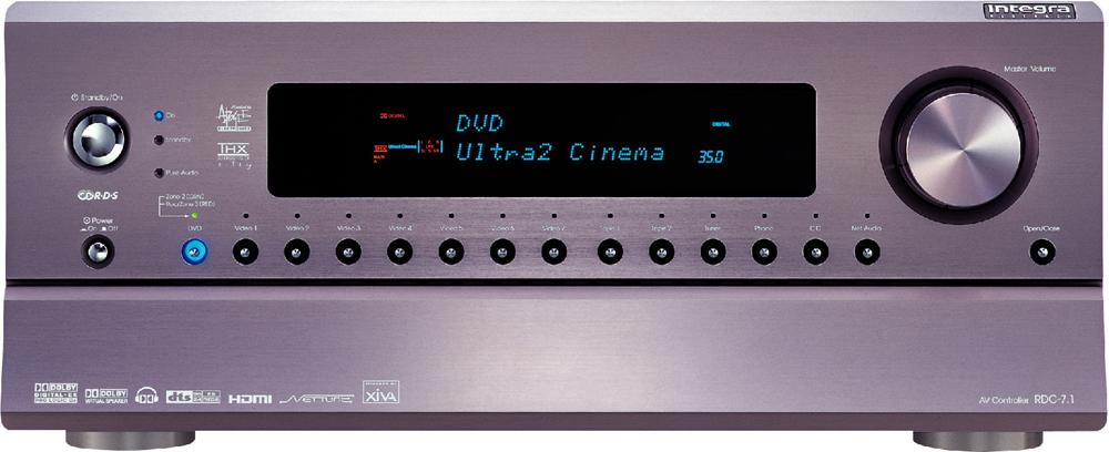 Integra Research RDC-7.1 A/V Controller