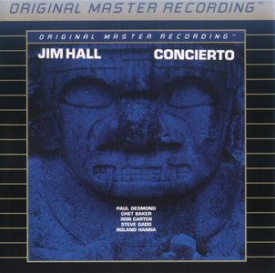 Concierto by Jim Hall (Mobile Fidelity UDSACD 2012)