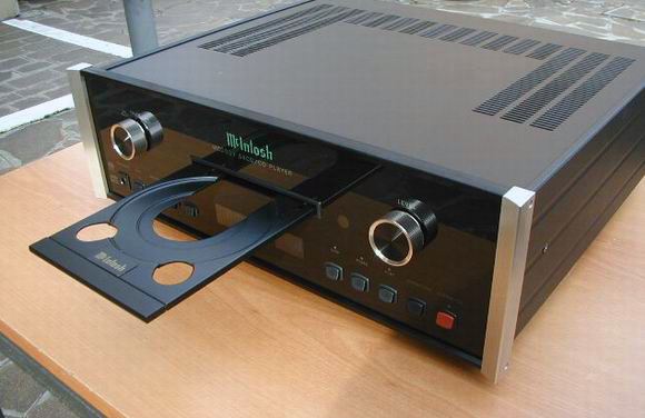 McIntosh Labs MCD 301