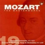 BIS: Mozart Clarinet Concerto