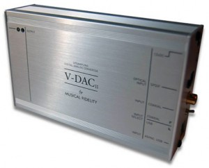 Musical Fidelity V-DAC Mk II Photo