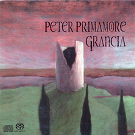 Grancia by Peter Primamore cover