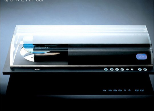 CES 2005: Sony Debuts High-End Qualia Model 007 SACD Player