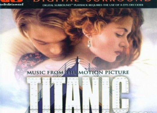 Titanic Soundtrack Arrives in SACD Surround Sound