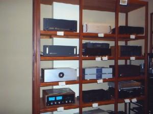 my audio equipment