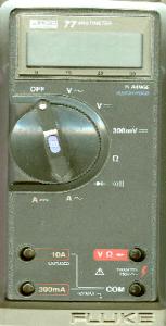 Volt-Ohm-Meter Fluke 77 VOM