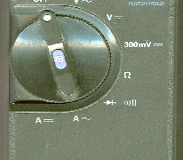 How to use a VOM (Volt-Ohm-Meter) well