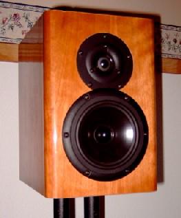 GR-Research AV-1 speakers