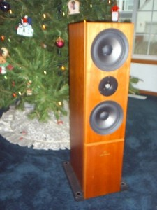 Linn Keilidhs Tower Speakers