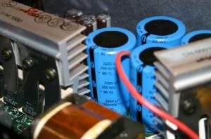 QSC PLX-2402 inside