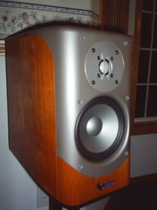 Kappa 200loudspeakers frontview