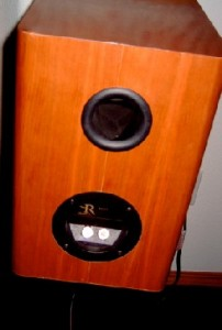 GR-Research AV-1 subwoofer