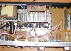 """That """"new-to-you-but-vintage"""" integrated amplifier – Getting it ready."""