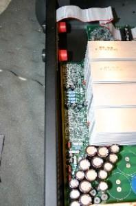 QSC PLX-2402 inside 2