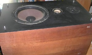 The Subject - our vintage speaker