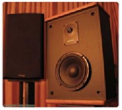 Baby Advent II Loudspeakers