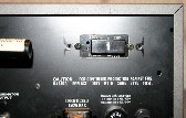 Sansui TU-7900 Tuner switch off