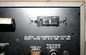 Sansui TU-7900 Tuner switch off
