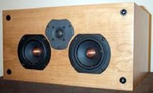 Alegria Rosa loudspeakers front