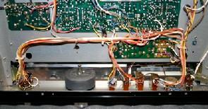 Sansui TU-7900 Tuner inside