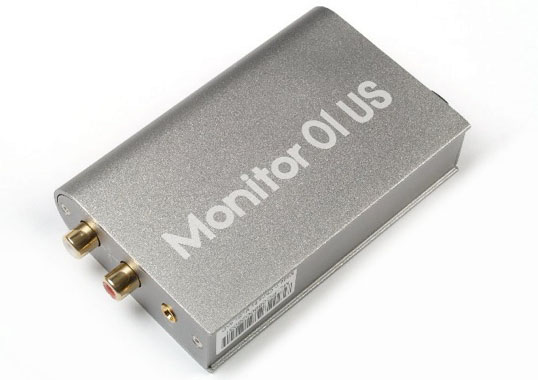 Musiland Monitor 01 US USB DAC photo