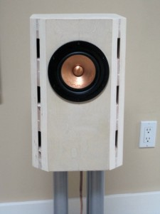 Planet10-hifi CHR70eN loudspeakers
