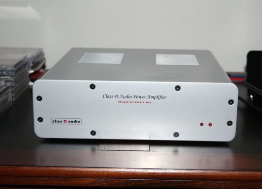 An Amplifier for all Mankind: Class D Audio SDS-440C Amplifier