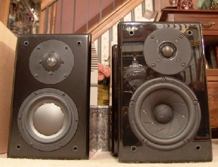 Speaker Comparison: Audio Concepts Sapphire XL vs. Stone Image Audio Rothschilde A2 Part 1
