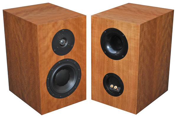 Fritz Grove loudspeakers photo