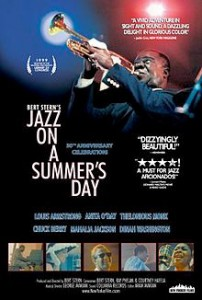 Jazz on a Summer's Day film cover