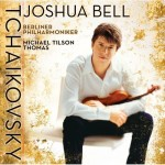 Joshua Bell's Violin Concertos Released in Super Audio CD Surround Sound