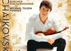 Joshua Bell's Violin Concertos Released in Super Audio CD Surround Sound