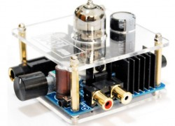 Muse 6N11 Class A Tube Hybrid Headphone Amplifier