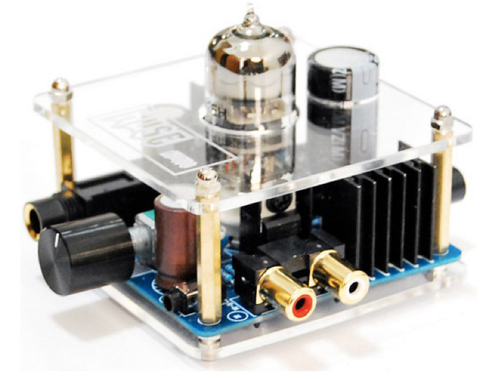 Muse 6N11 Headphone Amplifier