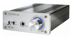 Topping TP30 Headphone DAC amplifier