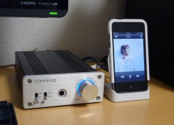 Topping TP30 & Topping TP31 Headphone DAC Amplifiers