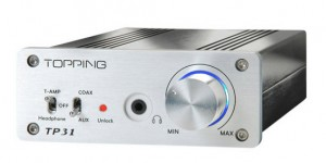 Topping TP31 Headphone DAC amplifier